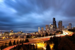 Seattle Skyline After Thought